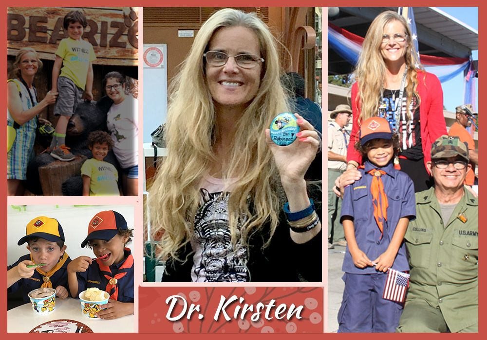 Kirsten and her boys are excited to add a baby sister to their family through adoption.