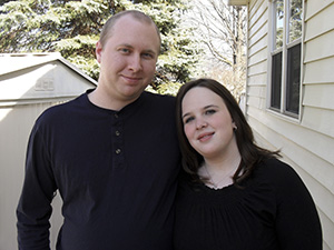 Brent and Aimee adopt